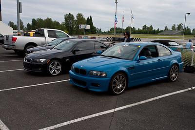 BMW ACA Track Day July 5, 2010