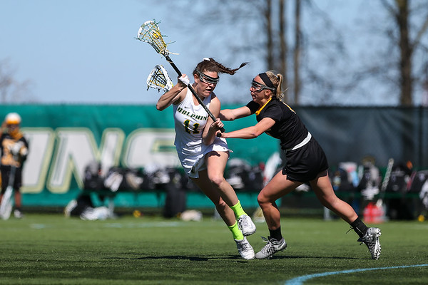 Adelphi Panthers v. Le Moyne Dolphins (Womens) 4-18-17