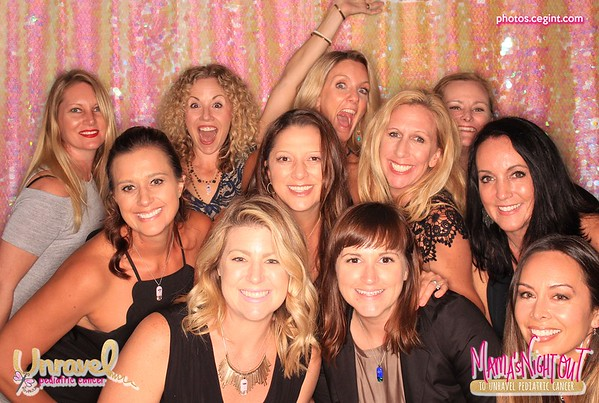 2017-09-23 Mama's Night Out - Unravel Pediatric Cancer