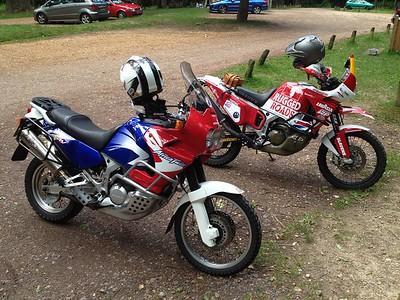 2002 RWB XRV750 Africa Twin