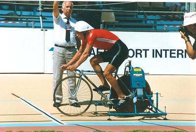 World Track Cycling Championships Lyon 1989