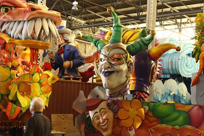 Mardi Gras World (Opening Reception)