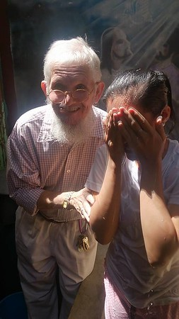 PBC 2017 Baptism March 4 Nimfa!