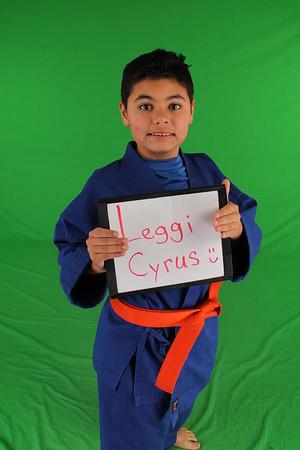 Cyrus Leggi