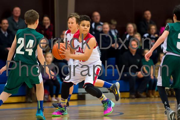 6th grade Portland Christian Feb 8 2016