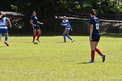 Varsity Soccer Girls Spring 2019