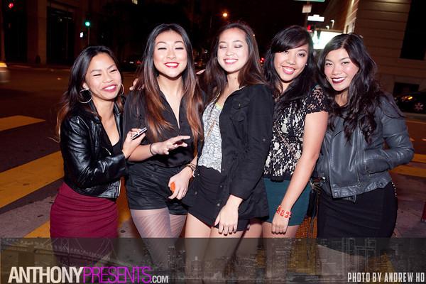 Flirt Thursdays @ Noble 12/27/2012
