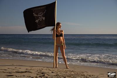 45surf Swimsuit Bikini Model Goddess Modeling Hoodies/Shirts/Flags