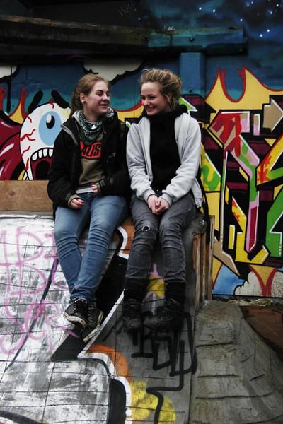 Christiania, Copenhagen, Denmark, 2007