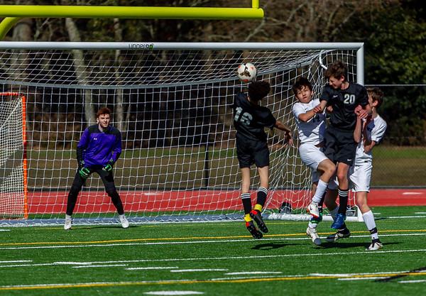 Set two: Boys JV Soccer v Overlake 03/09/2019