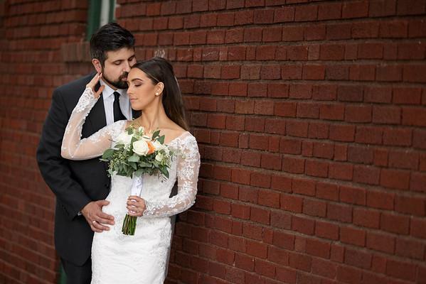 Kasick-Simantiris Wedding