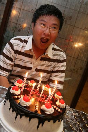 """Katak"" birthday 2007"