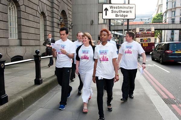 Brainwave Walk for Kids 2012