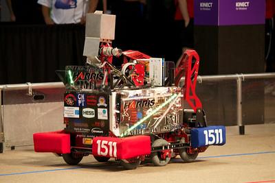 Curie Robots