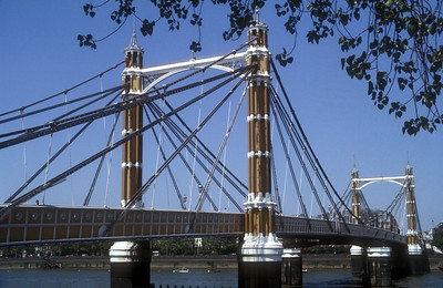 Thames Bridges