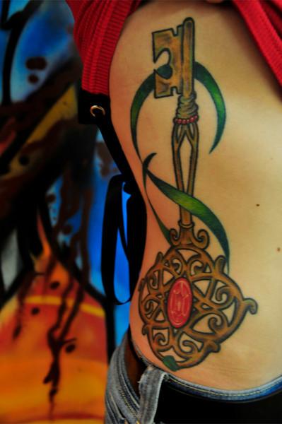 Primitive Soul Tattoo