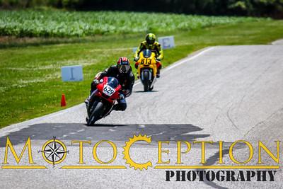 Race 5 - F-40