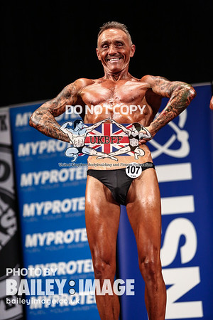 MASTERS BODYBUILDING OVER-50