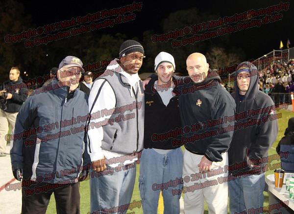AHS Rams vs Queensbury 10-28-2011