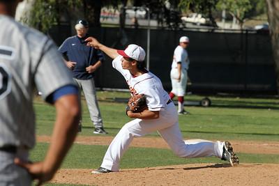 PCC Baseball 4/3 vs Cerritos