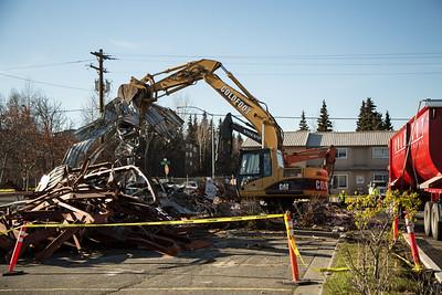 Tudor Demolition 10/20/15