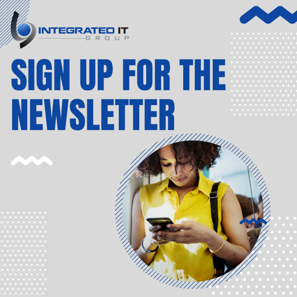 Copy of SIGN UP FOR THE NEWSLETTER