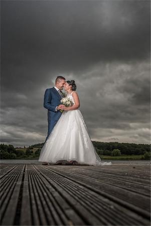 Leanne & Drew Wedding Blogged - 240716