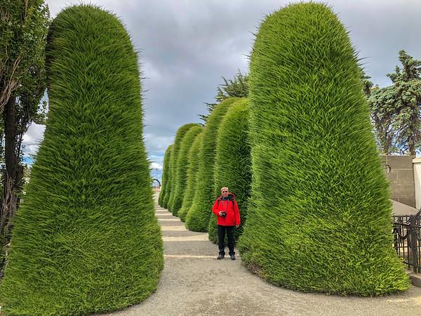 Cementerio Municipale, Sara Braun, Punta Arenas, Patagonia, Chile - January, 2019