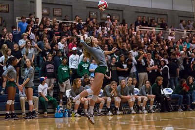 Volleyball State Championship October 31, 2015