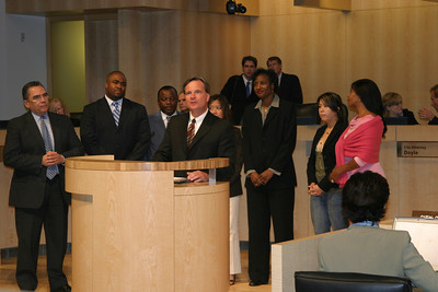 SJ City Council Commendation - October 14, 2005