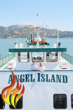 SR I Belong Angel Island Tiburon Ferry