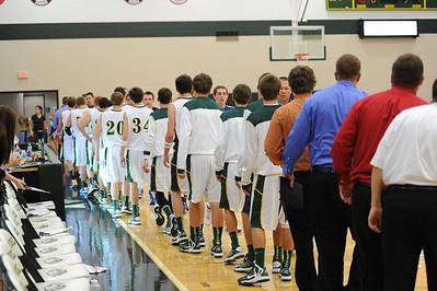 Boys Varsity Basketball - Nevada 2012