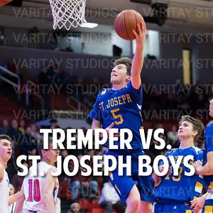 Tremper-St Joseph Boys