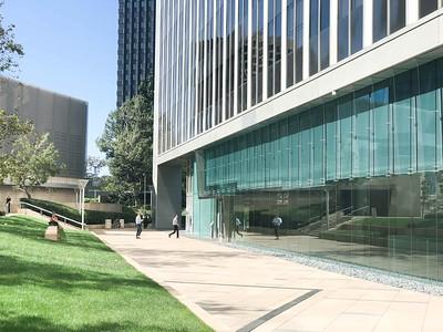 MODERN OFFICE BUILDING CENTURY CITY