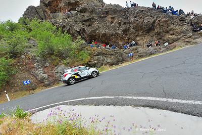 41 Rally Islas Canarias TC-SS 1 SAN MATEO 1