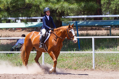 Copper State Horse Show, Flagstaff, AZ 6-21