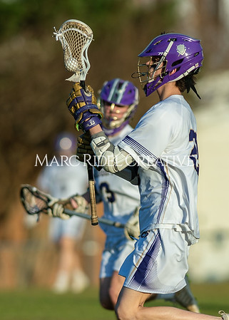 Broughton boys varsity lacrosse vs Enloe. March 10, 2020. D4S_8077