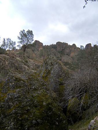 Pinnacles Monument 2006
