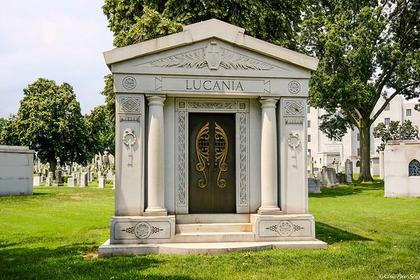 St. John Cemetery, Queens 2021