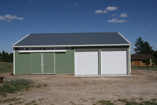 New Barn Pictures