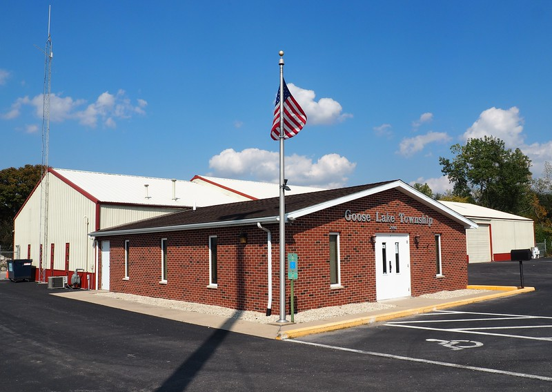 Goose Lake Township Hall