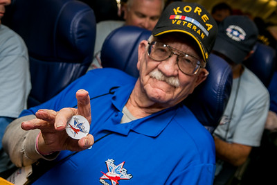 Honor Flight Houston - Return & Mail Call