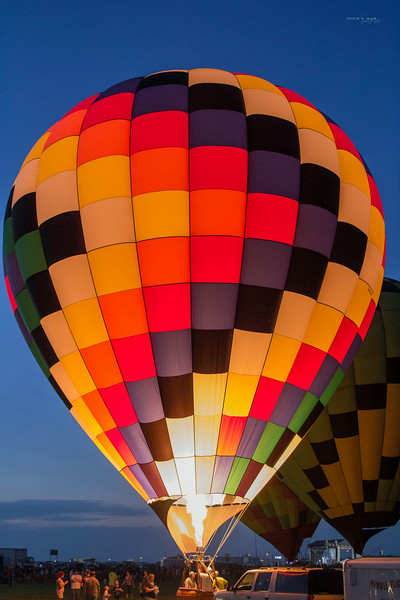 Midwest Balloon Fest 2014