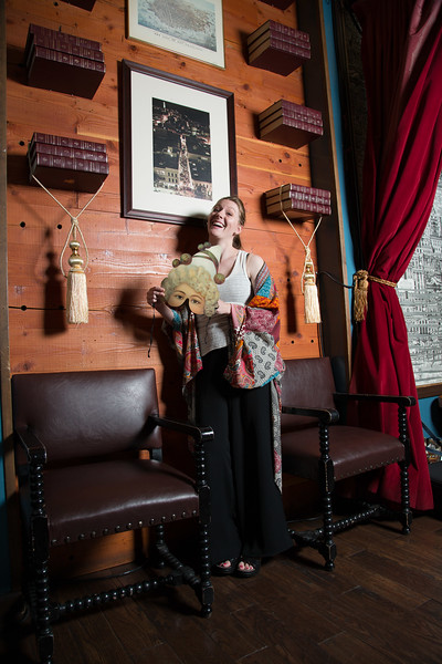 Amy & EJ's Pop-Up Portraits at Aventine