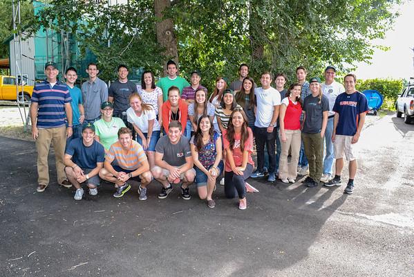 LDSSA CLAS 2013