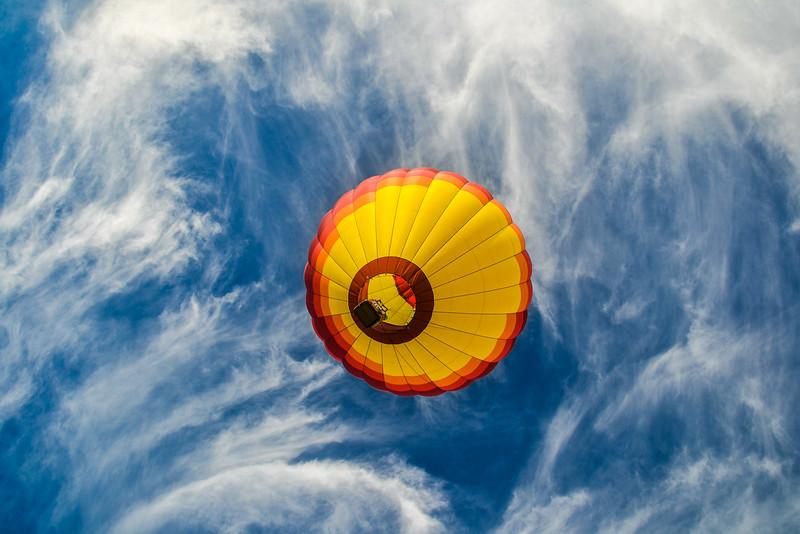 Serene Skies at Balloon Fiesta