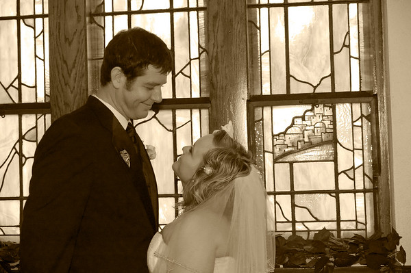 Megg and Quinn Wedding