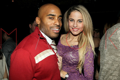 New York, NY - January 16:  *** EXCLUSIVE COVERAGE ***  Celebrity sightings at the Chelsea Room, New York, USA.