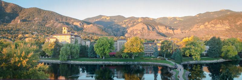 Broadmoor Hotel 2012