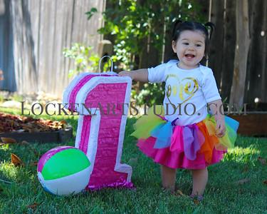 Gabby's 1st Birthday